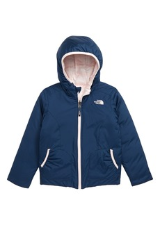 The North Face Perrito Reversible Water Repellent Heatseeker™ Insulated Jacket (Toddler Girls)