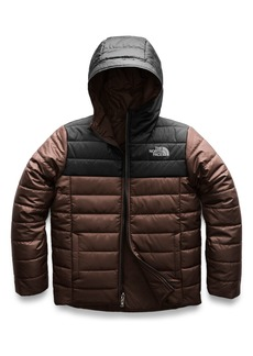 The North Face Perrito Reversible Water Repellent Heetseaker™ Insulated Jacket (Big Boys)