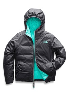 The North Face Perrito Reversible Water Repellent Heetseaker™ Insulated Jacket (Big Girls)