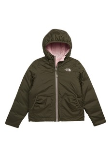 The North Face Perrito Reversible Water-Repellent Hooded Jacket (Big Girls)