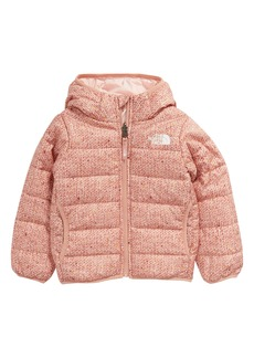 The North Face Perrito Reversible Water Repellent Hooded Jacket (Toddler)