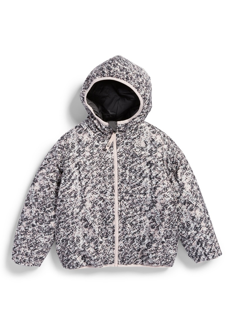 c5f454168 Perrito Reversible Water-Repellent Hooded Jacket (Toddler Girls & Little  Girls)