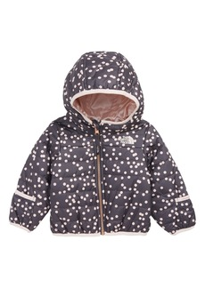 The North Face Perrito Reversible Water Repellent Jacket (Baby Girls)