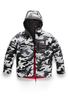 The North Face Perrito Reversible Water Resistant Jacket (Big Boys)