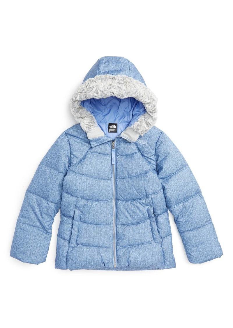 fb442bacf Polar Water Repellent Down Parka (Toddler Girls & Little Girls)
