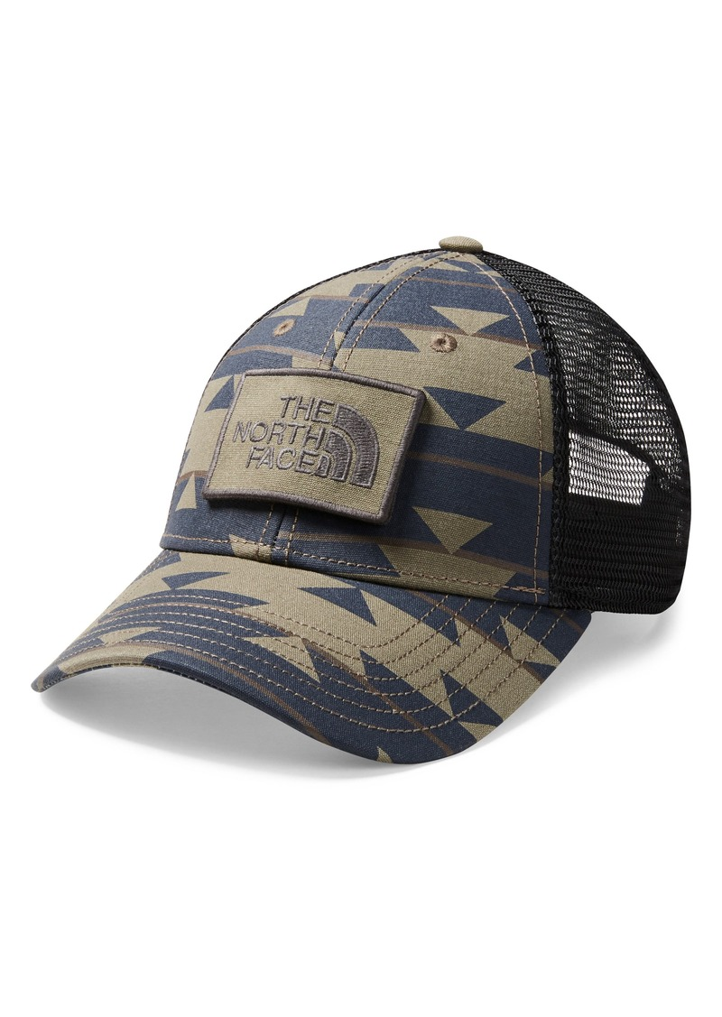 The North Face The North Face Print Mudder Trucker Hat  b7c47f7ea9b