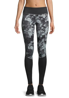 The North Face Pulse Printed Full-Length Performance Tights