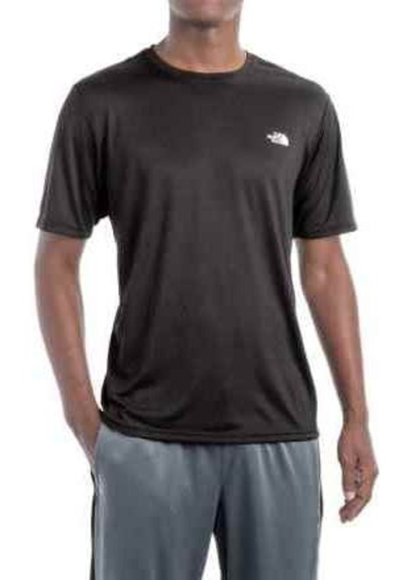 The north face the north face reaxion amp crew shirt for The north face short sleeve shirt
