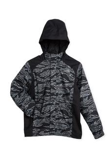 The North Face Resolve Reflective Rain Jacket