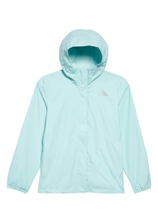 The North Face Resolve Waterproof Hooded Jacket (Little Girl & Big Girl)