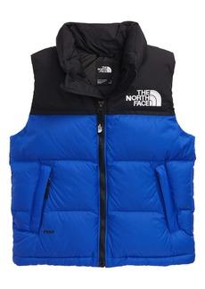 The North Face Retro 1996 Nuptse 700 Fill Power Down Vest (Big Boy)