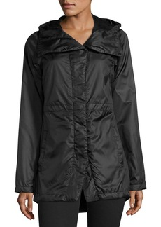 The North Face Rissy Pitaya Hooded Lightweight Parka