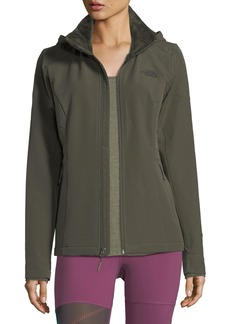 The North Face Shelbe Rascal Hooded Zip-Front Performance Jacket