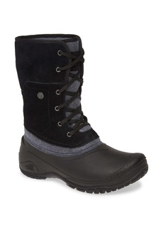 The North Face Shellista II Roll Cuff Waterproof Insulated Winter Boot (Women)