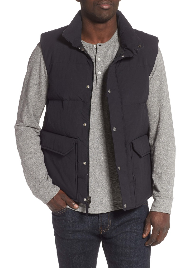 The North Face Sierra 3.0 Water Repellent 600 Power Fill Down Vest