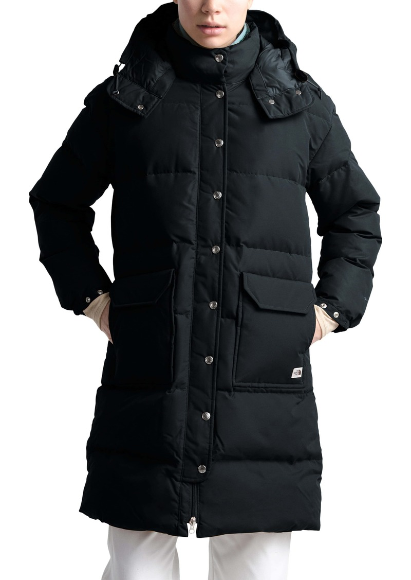 The North Face Sierra Water Repellent Down Parka