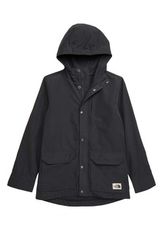 The North Face Sierra Water Repellent Utility Jacket (Big Girls)