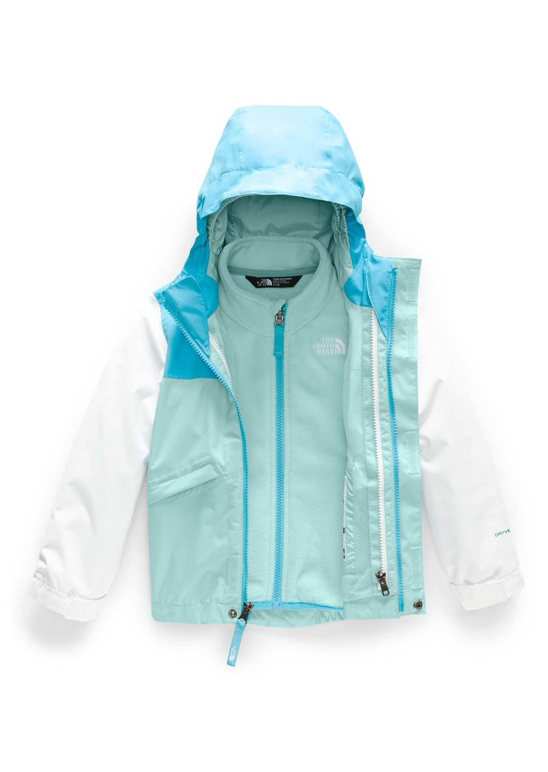 The North Face Snowquest TriClimate® Waterproof 3-in-1 Jacket (Toddler Girls & Little Girls)