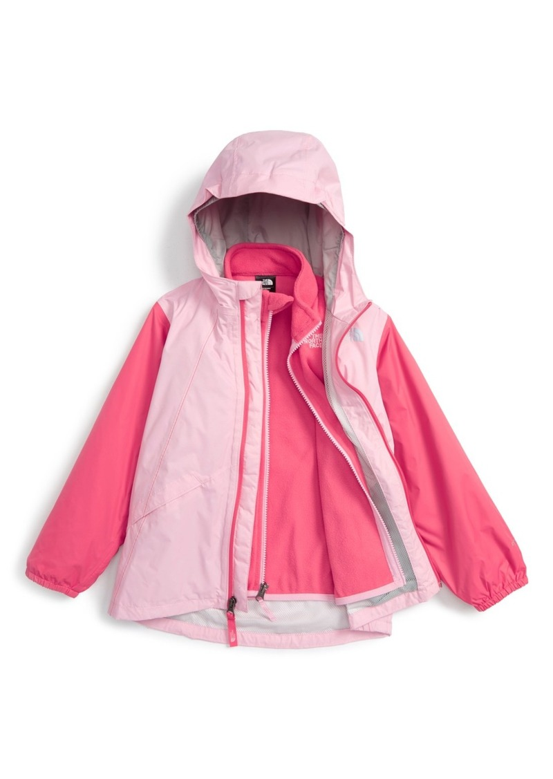 2708a7826 france north face 3 in 1 rain jacket ladies 1f12a f040f