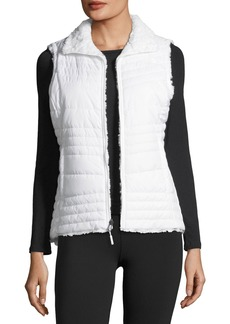 The North Face Swirl Reversible Performance Vest
