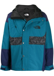 The North Face hooded light jacket