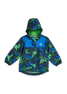 The North Face Tailout Camouflage Rain Jacket