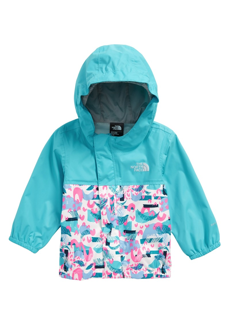 53660f1d2dc1 The North Face The North Face Tailout Hooded Rain Jacket (Baby Girls ...