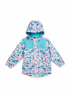 The North Face Tailout Printed Rain Jacket