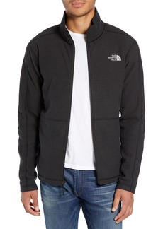 The North Face Texture Cap Rock Fleece Jacket