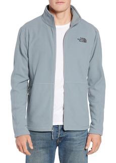 The North Face Texture Cap Rock Fleece Jacket
