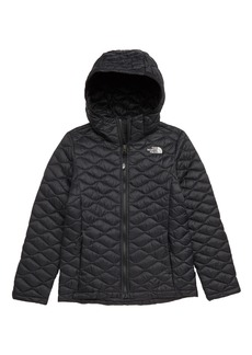 The North Face Thermoball™ PrimaLoft® Quilted Hooded Jacket (Big Girls)