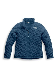 The North Face ThermoBall™ Water Resistant PrimaLoft® Quilted Jacket (Big Girls)
