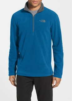 The North Face 'TKA 100 Glacier' Quarter Zip Fleece Pullover