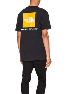 The North Face Urban Red Box Tee
