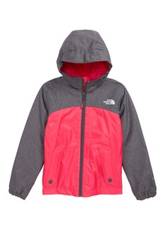 The North Face Warm Storm Hooded Waterproof Jacket (Big Girls)