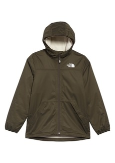 The North Face Warm Storm Hooded Waterproof Jacket (Little Girl & Big Girl)