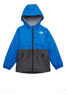 The North Face Warm Storm Hooded Waterproof Jacket (Toddler Boys & Little Boys)