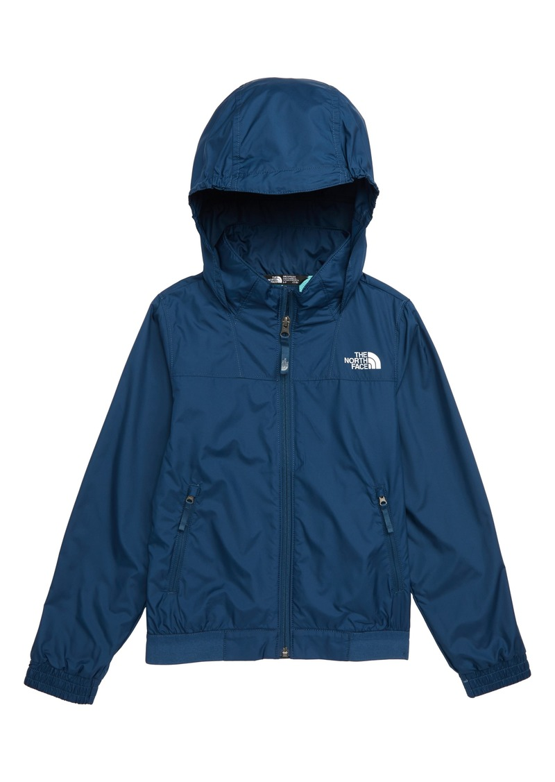 The North Face Windy Crest Water Repellent Jacket (Big Girls)
