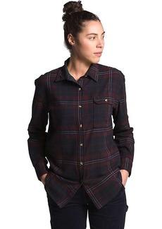 The North Face Women's Berkeley LS Boyfriend Shirt