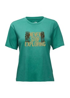 The North Face Women's Bottle Source Novelty SS Tee