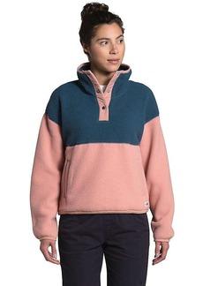 The North Face Women's Cragmont Fleece 1/4 Snap Pullover