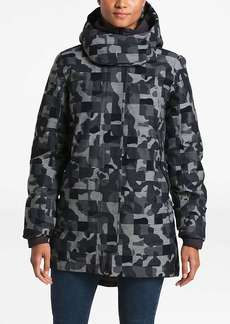 The North Face Women's Cryos Wool Blend GTX Down Parka
