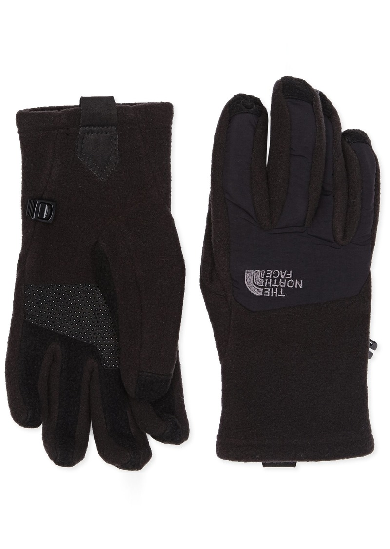 The North Face Women's Denali Etip Glove TNF Black LG