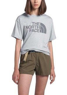 The North Face Women's Half Dome Tri-Blend SS Tee