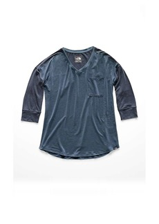 The North Face Women's In-A-Flash 3/4 Sleeve Top