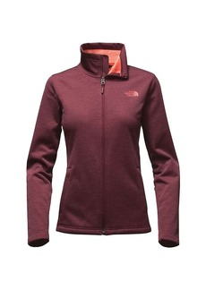 The North Face Women's Meadowbrook Raschel Full Zip Jacket