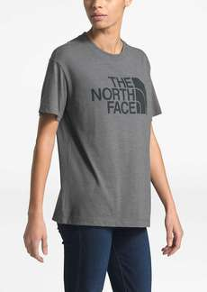 The North Face Women's Relaxed Half Damo Tri Blend SS Tee