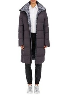 The North Face Women's Reversible Puffer Long Jacket