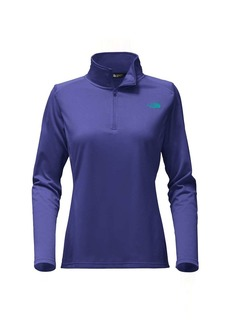 4012a032ab6 The North Face Women s Tech Glacier 1 4 Zip Top