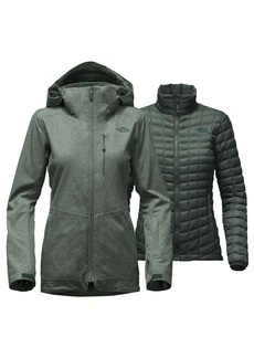 The North Face Women's Thermoball Snow Triclimate Parka